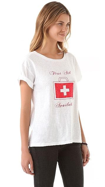 Sauce First Aid Tee
