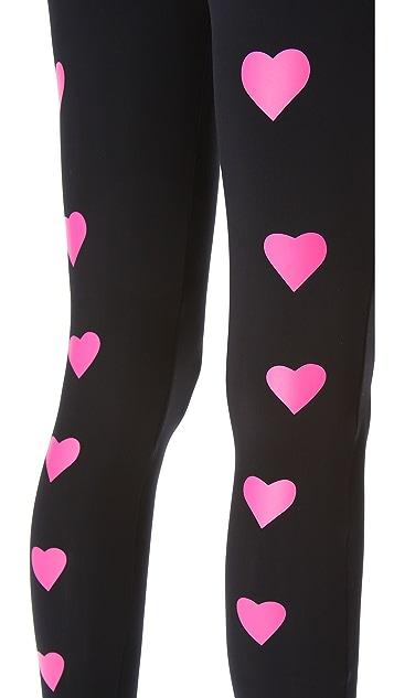 Sauce Hearts Leggings