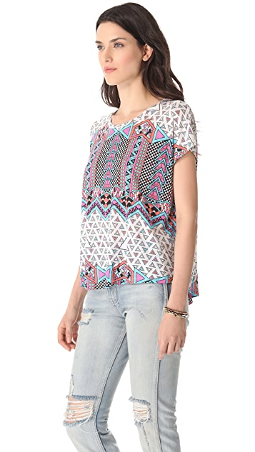 Sauce Asymmetrical Top
