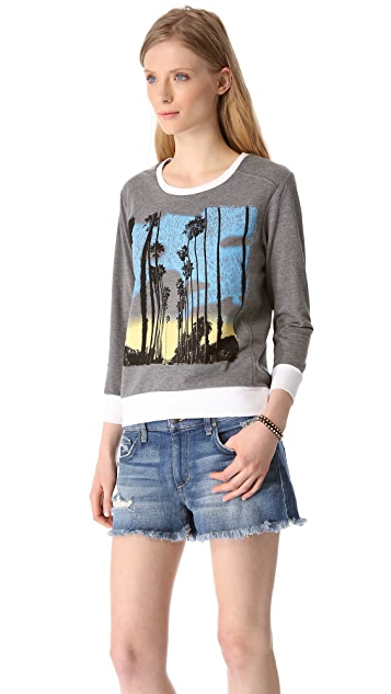 Sauce Palm Sweatshirt
