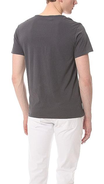 Save Khaki USA Map T-Shirt