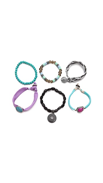 Samantha Wills Tokyo Lights Bracelet Set