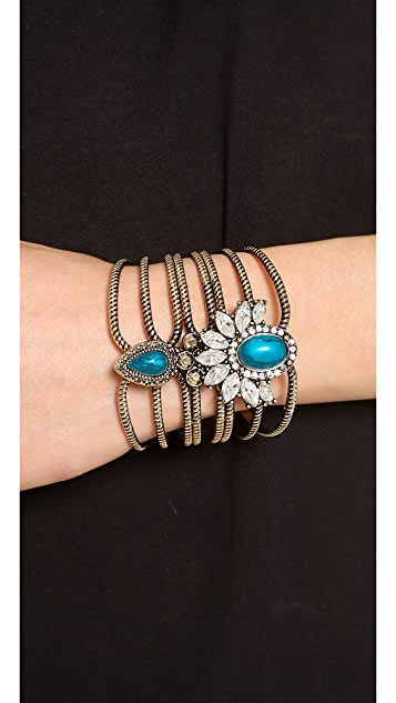 Samantha Wills Romantic by Nature Cuff Bracelet