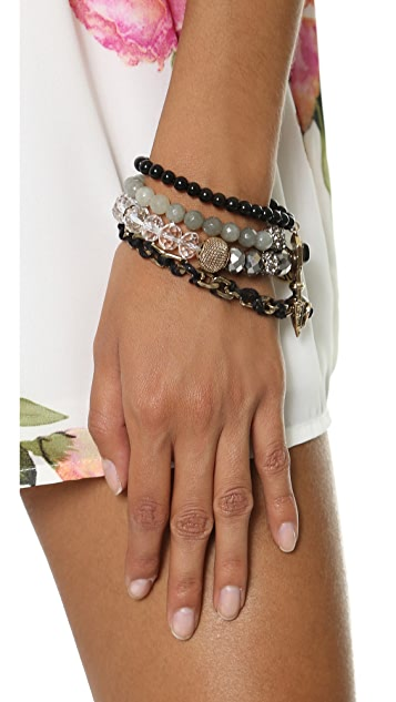 Samantha Wills Moon Rise Memoirs Bracelet Set