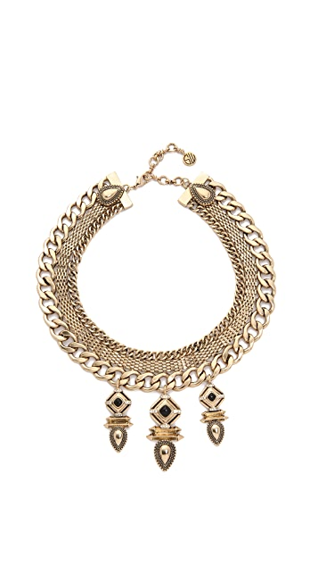 Samantha Wills MIdnight Rendezvous Collar Necklace