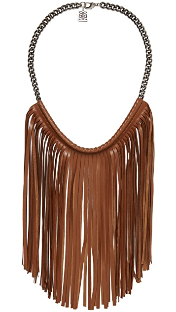 Shelly Brown Georgia Necklace