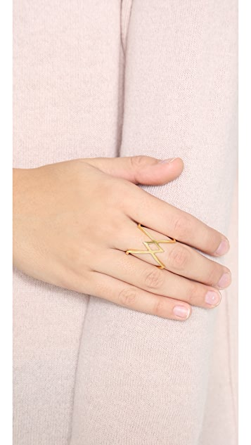 Sarah Chloe Poppi Ring