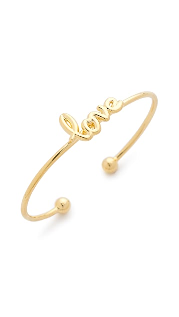 Sarah Chloe Love Bangle Bracelet