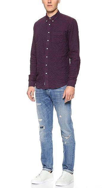 Schnayderman's Barre Stripe Shirt