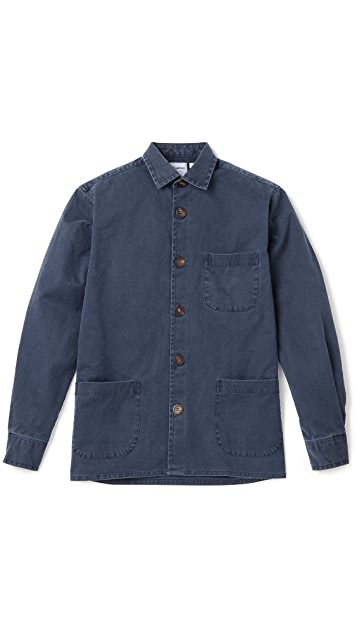 Schnayderman's Overdyed One Overshirt