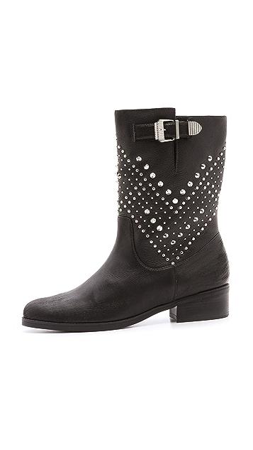 Schutz Aliria Studded Boots