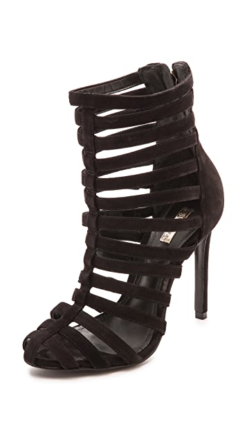 Schutz Faisa Cage Sandals