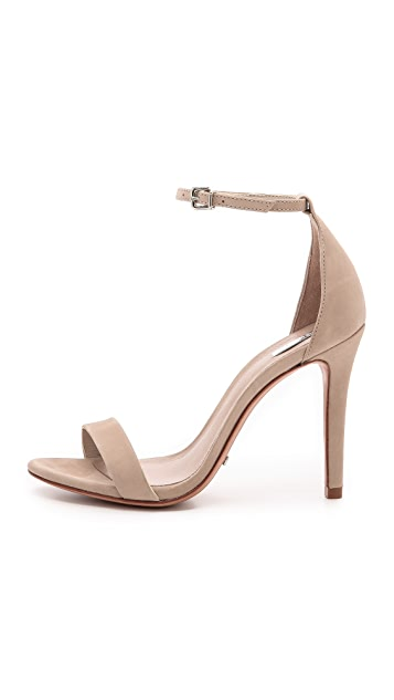 Schutz Cadey Lee Nubuck Sandals