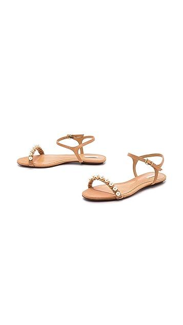 Schutz Darussa Imitation Pearl Sandals