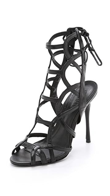 Schutz Joelle Strappy Sandals