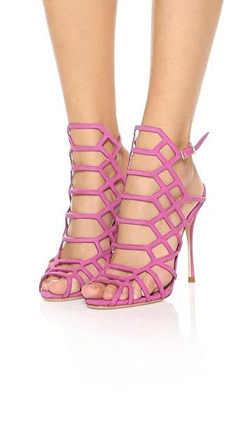 Schutz Решетчатые сандалии Juliana