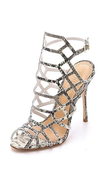 6d1143f546 Schutz Juliana Caged Sandals | SHOPBOP