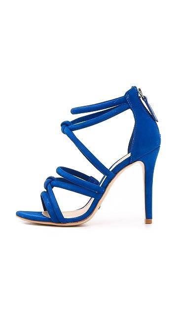 Schutz Mindy Knot Sandals