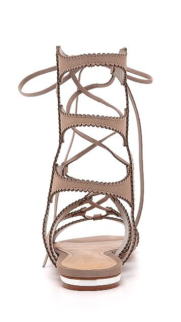Schutz Samena Gladiator Sandals