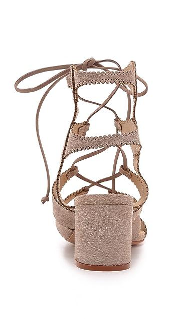 Schutz Latisha City Sandals