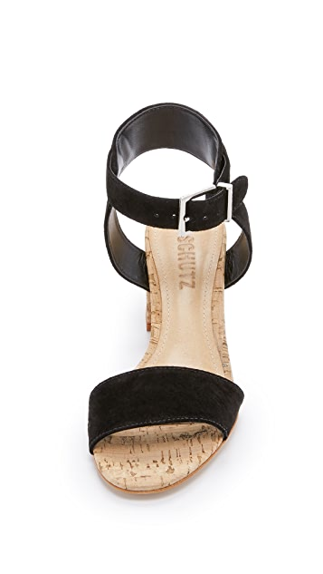Schutz Estelamaris City Sandals