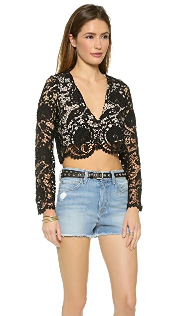 Stone Cold Fox Charlie Blouse
