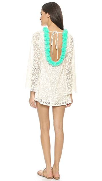 Sundress Alaia Lace Beach Dress Shopbop Save Up To 25 Use Code