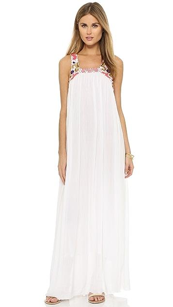3b3b522c78f SUNDRESS Ariel Long Beach Dress