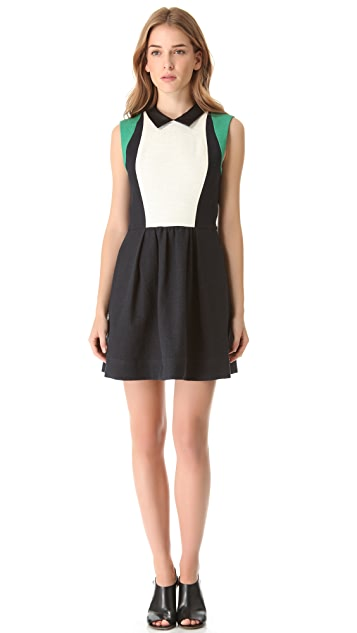 Sea Pauline Colorblock Dress