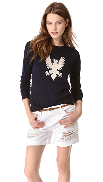 Sea Gryphon Pullover