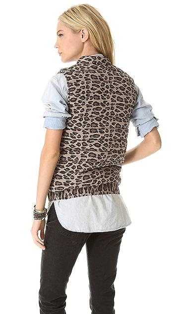 Sea Puffer Vest