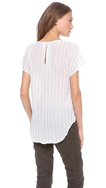 Sea Stripe Tee