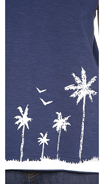 Sea Palm Tree Tank