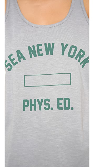 Sea Sea New York Tank