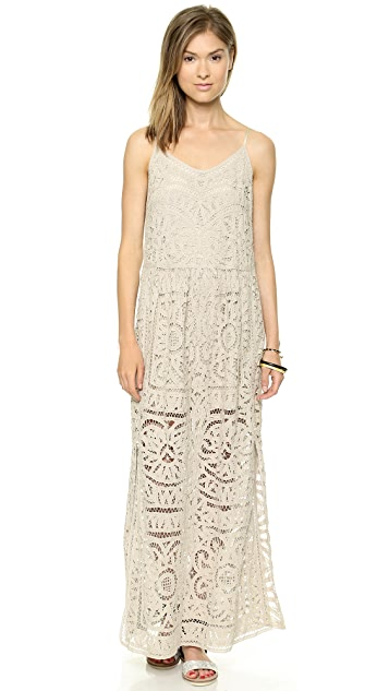 Sea Long Dress