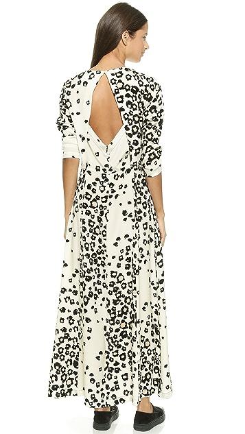 Sea Long Leo Dress