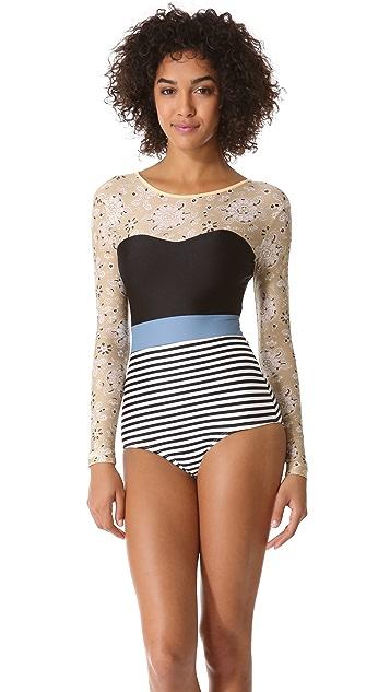 Seea Hermosa One Piece Swimsuit
