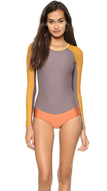 Seea Palmas One Piece Swimsuit