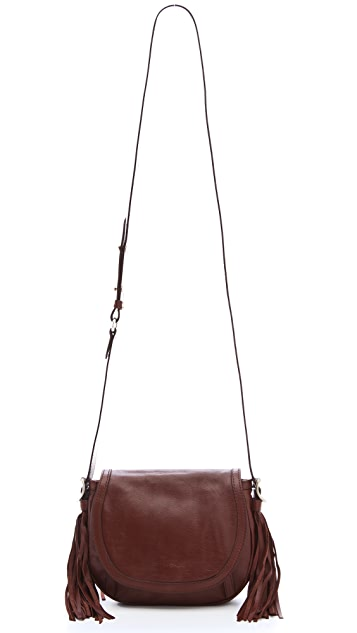 See by Chloe Twin Tassels Cross Body Bag
