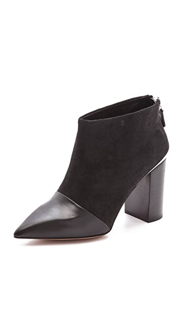 See by Chloe Pointed Toe Booties