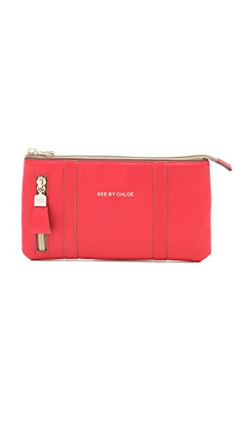 See by Chloe Harriet Zip Pouch Wallet