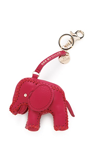See by Chloe Elphy Keychain