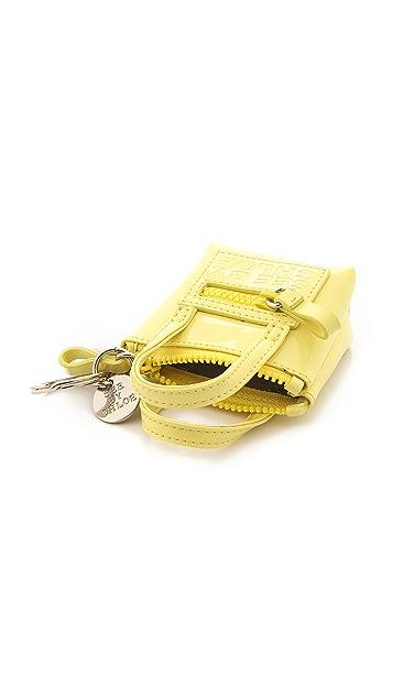 See by Chloe Zip File Key Ring