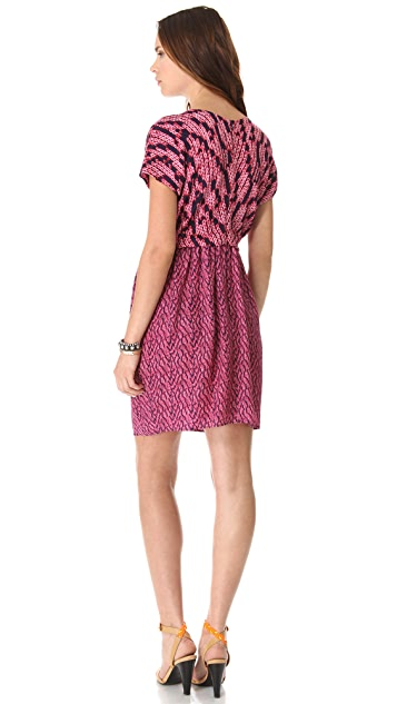 See by Chloe Granit Print Dress