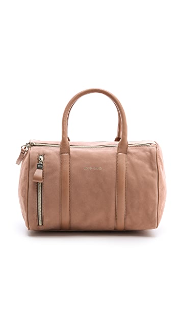 See by Chloe Harriet Suede Duffel Bag