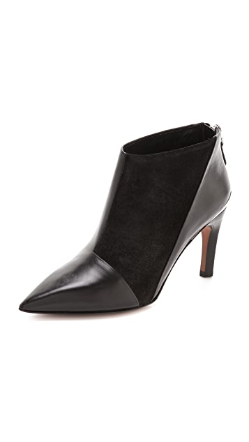 See by Chloe Point Toe Booties