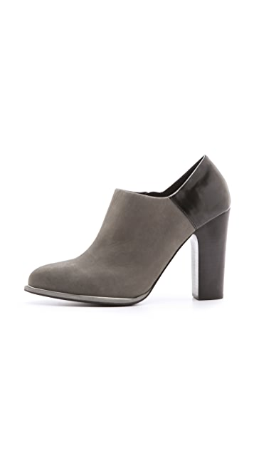 See by Chloe Two Tone Booties