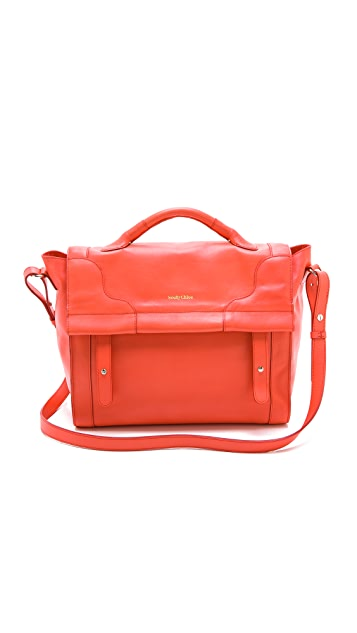 See by Chloe Leather School Bag