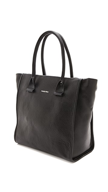 See by Chloe Large Zipped Tote