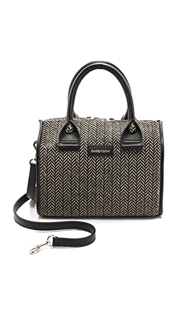 See by Chloe April Haircalf Duffel with Shoulder Strap